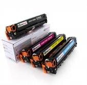 Hp Color Laserjet Cp1514 Muadil Toner Hp 125a Cb540a Muadil Toner