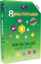 8.sınıf Lgs 1.dönem Fen Bilimleri Multivitamin 12 Branş Bitirme Sınavı Bi Not Yayınları