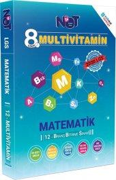 8.sınıf Lgs 1.dönem Matematik Multivitamin 12 Branş Bitirme Sınavı Bi Not Yayınları