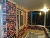 Nw21 Lacivert Bordo Taş Kendinden Yapışkanlı 3d Dekoratif Duvar Paneli