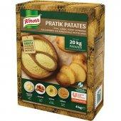 Knorr Pratik Patates Püresi 4 Kg