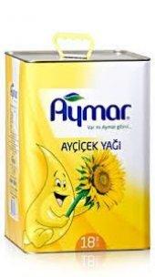 Aymar Ayçiçek Yağı 18 Lt