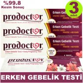 Prodoctor Erken Gebelik Testi X 3 Adet (Skt 10...