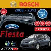 Ford Fiesta Ön Silecek Takımı (2008 2012) Bosch Aeroeco
