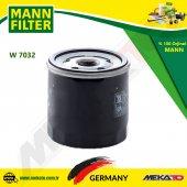 Mann W 7032 Yağ Filtresi