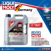 Liqui Moly Dx1 Dexos1 Gen2 5w30 Motor Yağı 5 Lt. 2020 4. Ay