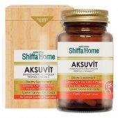 Aksuvit Ginseng Arı Sütü Polen Propolis C Vitamini Tablet 60Gr