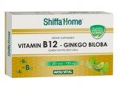 Vitamin B12 Ginkgo Biloba Tablet 150 Mg 28 Tablet Shiffa Home