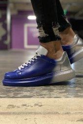 Chekich Ch254 Bt Erkek Ayakkabı 412 Mavi Gümüş...