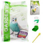 Gardenmix Vitaminli Muhabbet Kuşu Yem Ve...