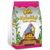 Quik Muhabbet Kuşu Yemi 400+100 Gr