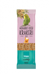 Pelagos Muhabbet Kuşu Ballı Kraker