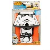 Star Wars Plastik 3lü Yemek Seti