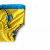 Yellow Blue Apple Secret Köpek İç Çamaşırı Regl Külot Don-4