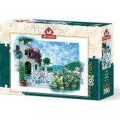 Art Puzzle Sahil Kafe 260 Parça Puzzle