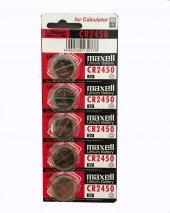 Maxell Cr2025 5 Li Lithium Pil