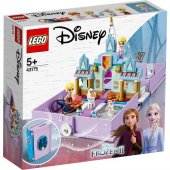 LEGO Disney 43175 Anna and Elsas Storybook Adventures
