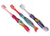 Banat Lucky Çocuk Diş Fırçası Yumuşak 3 Adet...
