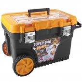 Super Bag Tekerlekli Takım Çantası Asr 2010