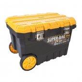 Super Bag Tekerlekli Mega Tekerlekli Takım Çantası Asr 4026