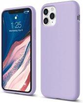 iPhone 11 Pro Nano Silikon Kılıf Lila