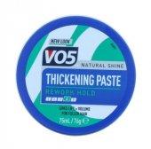 Vo5 Extreme Saç Şekillendirici-Sabitleyici Lıftıng Paste 75 ml