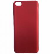For Xiaomi Redmi Mi 5 Bordo Rubber Silikon Kılıf