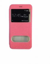 U-Link Iphone 6 Plus Pembe Kapaklı Kılıf