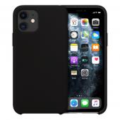 Buff İphone 11 Rubber Fit Kilif Siyah