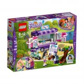 Lego Friends 41332 Emmanın Sanat Standı