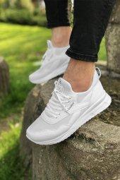 2020 Scookrs Günlük Rahat Beyaz Spor Ayakkabı
