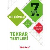 TUDEM BLOKTEST 7. SINIF FEN TEKRAR TESTLERİ 9789752418745