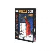 Adam Games Kamplumbağa Terbiyecisi 500 Parça Puzzle Yapboz-2
