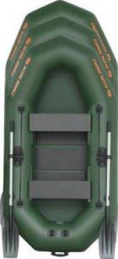 Kolibri Şişme Bot K 290t Yeşil Full Set