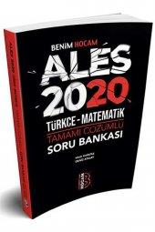 Benim Hocam Yayınları 2020 Ales Türkçe...