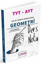 Lemma Yayınları Tyt Ayt Geometri Ders Notu