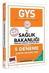 Yargı Yayınları 2020 Gys T.c. Sağlık Bakanlığı...