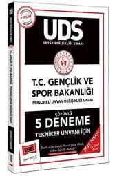 Yargı Yayınları 2020 Uds T.c. Gençlik Ve Spor...
