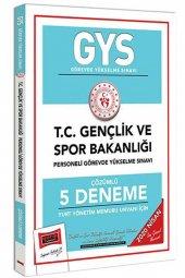 Yargı Yayınları 2020 Gys T.c. Gençlik Ve Spor...