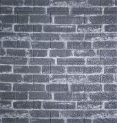 Nw25 Gri Tonlu Tuğla Duvar Paneli