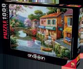 Anatolian Puzzle1000 Pcshediyelik Eşya Dükkanı...