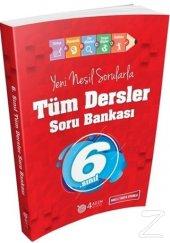 6. Sınıf Tüm Dersler Soru Bankası/Kolektif