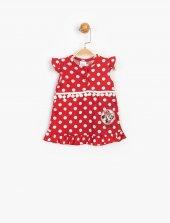 Minnie Kız Bebek Elbise 15547