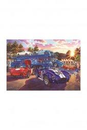 Araba Yarışı 260 Parça Puzzle Ant3330