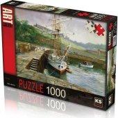 1000 Parça Ks Games Astride Puzzle