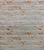 Nw59 Mermer Desen Tuğla Kendinden Yapışkanlı 3d Dekoratif Duvar Paneli