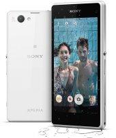Sony Xperia Z1 Compact 16gb Beyaz (İthalatçı Garantili Outlet Ürün)