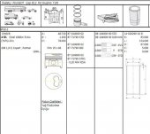 MOTOR SEGMANI PARTNER BERLINGO SCUDO P206 EXPERT JUMPY DW8/DW8B 82.20 / STD OLCU 2*2*3 YENMAK 9878-STD