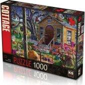 1000 Parça Lonely House Puzzle