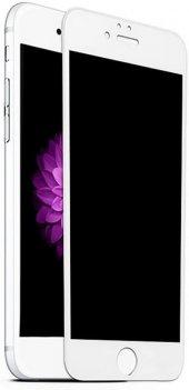 iPhone 7 Hayalet Ekran Koruyucu Beyaz